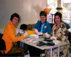 Zonta Club of Niagara Falls, Ontario Birthing Kit